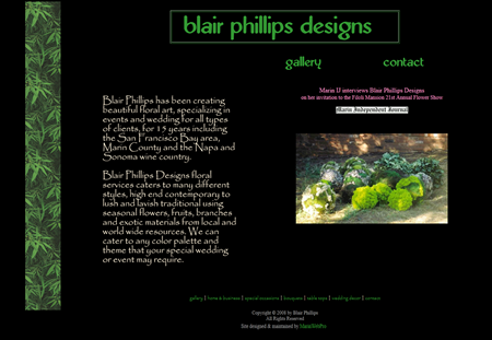 Blair Phillips Design