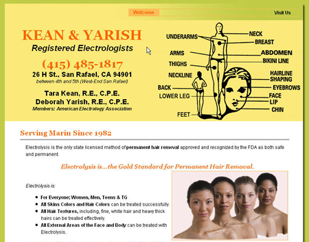 Kean & Yarish: Electrologists