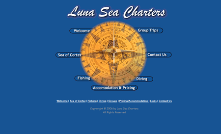 Luna Sea Charters, Baja California