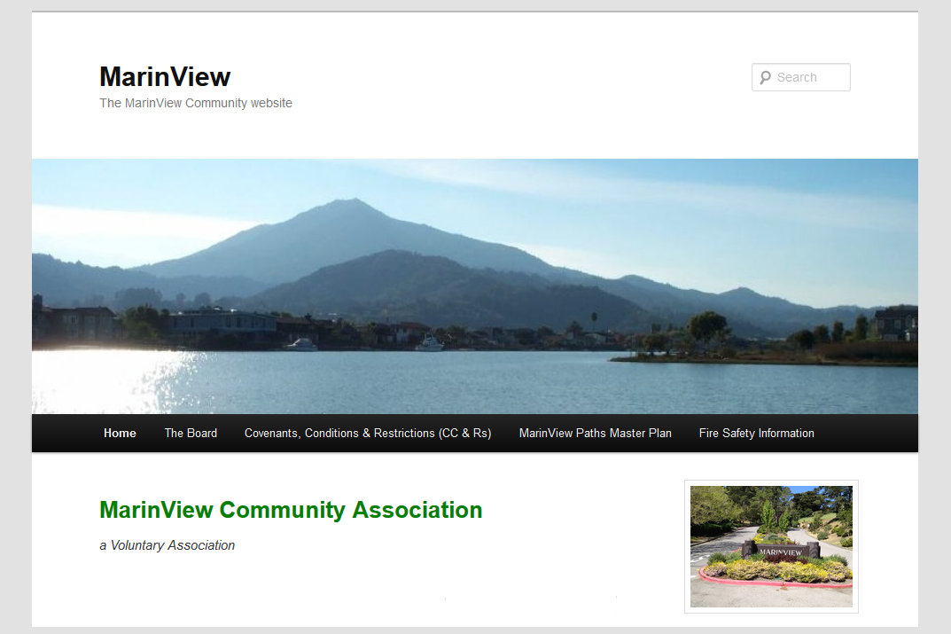 MarinView Community Association