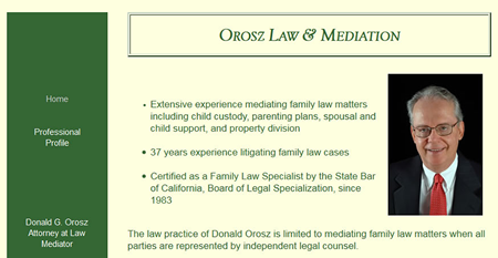 Orosz Law & Mediation