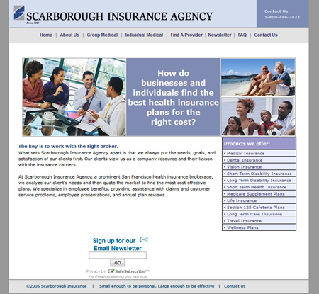 Scarborough Insurance Agency