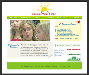 Tamalpais Valley School