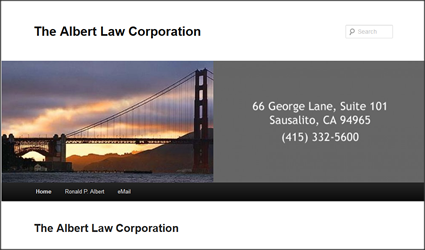 The Albert Law Corporation