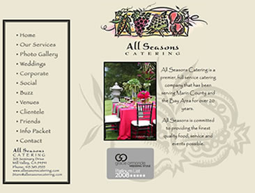 All Seasons Catering
