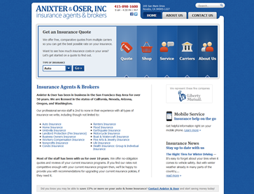 Anixter & Oser Insurance Agency