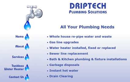 DripTech Plumbing Solutions