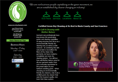 Eco-Dry Cleaners
