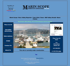 MarinScope Newspapers
