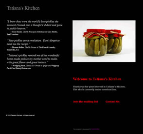 Tatiana´s Kitchen